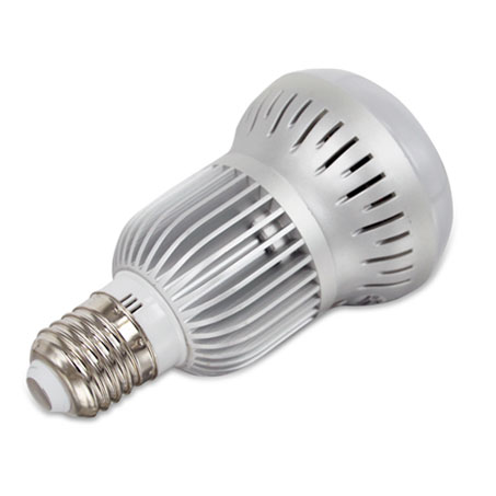 360 degrees 1.3MP HD network Panorama Light Bulb Camera