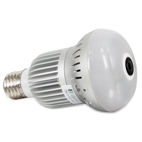 Network Panorama Light Bulb Camera